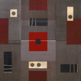 Elemental I Poster von  Verbeek & Van Den Broek
