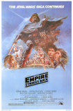Tähtien sota - Imperiumin vastaisku (The Empire Strikes Back) Julisteet
