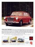 MG Cars Print