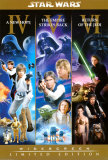 Hvězdné války / Star Wars (filmový plakát vangličtině) Obrazy