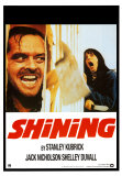 Shining – Jack Nicholson Kunstdrucke