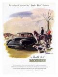 Morris Car Affiches