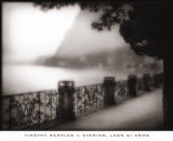 Evening, Lago di Como Affiches par Timothy Wampler