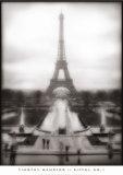 Eiffel no.1 Prints by Timothy Wampler