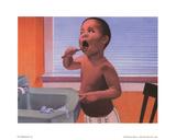 Brushin' Up Poster von Stanley Morgan