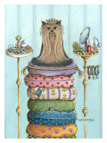 Littlest Princess Giclee Print by Gary Patterson