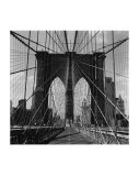 Brooklyn Bridge Prints by Walter Gritsik
