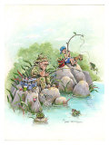 Beginner's Luck Giclee Print by Gary Patterson
