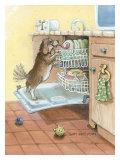 Rinse Cycle Giclee Print by Gary Patterson