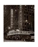 Radio City Kunst af Walter Gritsik