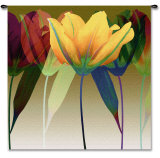 Tulip Wall Tapestry by Robert Mertens
