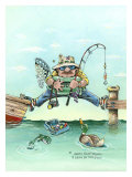 Missing the Boat Giclee Print by Gary Patterson