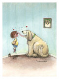 Best Friends Giclee Print by Gary Patterson