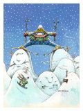 Now What Giclee Print by Gary Patterson