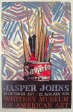 Savarin Cans-Monotype Limited Edition by Jasper Johns