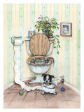 Partners in Crime Giclee Print by Gary Patterson