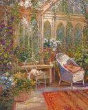 Conservatory I Art by Michael Longo
