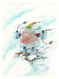 Windchill Giclee Print by Gary Patterson