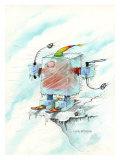 Windchill Giclee Print by Gary Patterson