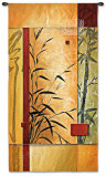 Garden Dance II Wall Tapestry by Don Li-Leger