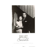 Humphrey Bogart and Lauren Bacall Posters