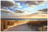 Daniel Pollera - Gün Batımında Plaj (Sunset Beach) - Reprodüksiyon