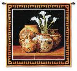 Calla on Canteen Wall Tapestry by Chuck Sabatino