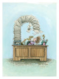 Avalanche Giclee Print by Gary Patterson