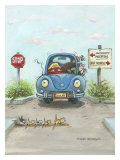 Decisions Giclee Print by Gary Patterson