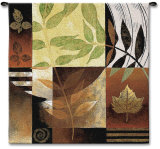 Natures Elements II Wall Tapestry by Keith Mallett