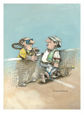 Sportmanship Reproduction proc&#233;d&#233; gicl&#233;e par Gary Patterson