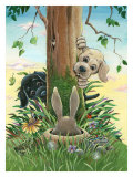 First Encounter Giclee Print by Gary Patterson
