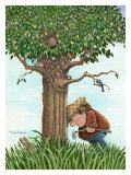 Frustration Giclee Print by Gary Patterson
