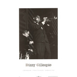 Dizzy Gillespie London Features Archive Prints