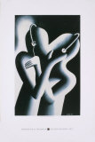 Dream Team Poster by Mark Kostabi