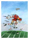 Power Play Giclee Print by Gary Patterson