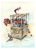 In Trouble Again Giclee Print by Gary Patterson