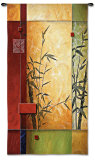 Garden Dance I Wall Tapestry by Don Li-Leger