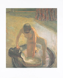Le Bain Print by Pierre Bonnard
