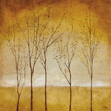 Five Trees Prints by Albert Williams
