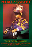 Marcus Garvey Art by Bernard Hoyes