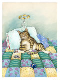 Cat Nap Giclee Print by Gary Patterson
