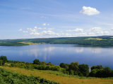 Loch Ness in Summer, from Abriachan, Near Inverness, Highlands Region, Scotland, UK, Europe Photographic Print by Richard Ashworth