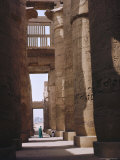 Great Hypostyle Hall, Karnak Temple, Luxor, Egypt Photographic Print by Richard Ashworth