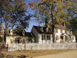 Colonial Williamsburg, Virginia, USA Photographic Print by Ken Gillham