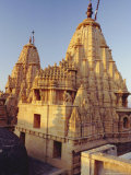 Jain Temple Complex in the Fort at Jaisalmer, Rajasthan, India Photographic Print by John Henry Claude Wilson