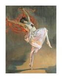 Anna Pavlova Premium Giclee Print by Sir John Lavery