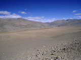 High Plateau South of Dinggye, Tibet, China, Asia Photographic Print by Occidor Ltd