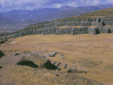Gate of Rumicola, Inca Site, Sacsaymuaman, Peru, South America Photographic Print by Richard Ashworth