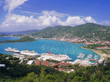 St. Thomas, U.S. Virgin Islands, Caribbean, West Indies Photographic Print by Ken Gillham